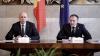 Andrian Candu şi Pavel Filip şi-au exprimat solidaritatea faţă de poporul italian