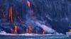 Vulcanul din Hawaii atrage turiștii! Lava a ajuns deja până la mare