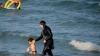 Hotărârea antiburkini pe plajă, anulată în Franţa