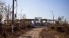 Cum arată aeroportul din Lugansk, după doi ani de război (VIDEO)