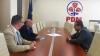 Marian Lupu s-a întâlnit cu ambasadorul SUA, James Pettit. Despre ce au discutat