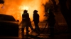 INCENDIU DEVASTATOR într-o parcare: Peste 420 de mașini au fost distruse