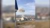 IMAGINI de la Ambasada Chinei din Bişkek, acolo unde a avut loc o explozie puternică (VIDEO)