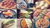 Ce poți să mănânci cu 30 de euro în diferite țări de pe glob (FOTO)