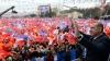Manifestaţie de amploare în Turcia, pentru susţinerea regimului lui Recep Erdogan