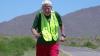 Un veteran de război, de 93 de ani, a traversat Statele Unite în pas alergător