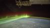 IMPRESIONANT! Imaginea săptămânii de la NASA: Aurora boreală și craterul Manicouagan (FOTO)