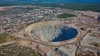 Cea mai valoroasă gaură din lume. 13 miliarde de lire se află în acest crater