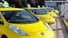PREMIERĂ! Un oraş din România va avea taxiuri electrice
