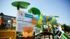 """""""Parcurile Edelweiss"""": Copiii din oraşul Sângerei au un loc de joacă modern şi sigur"""