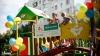 """""""Parcuri Edelweiss"""". Două terenuri de joacă au fost inaugurate la Ciocana şi Botanica (FOTOREPORT)"""