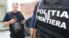 Incident la vama Leușeni. Un polițist de Frontieră a fost împuşcat accidental în picior de către colegul său