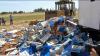 În ultimul an, Rusia a distrus peste 7,5 tone de fructe şi legume. Din ce ţări provin produsele