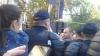 """INDIGNAT că au fost huiduiţi! Protestele susţinătorilor """"DA"""", văzute prin ochii unui pompier"""