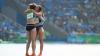 Spirit olimpic. Două atlete au terminat pe ultimul loc o cursă după ce s-au ajutat reciproc (FOTO)