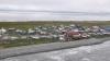 Consecinţele încălzirei globale: Un orăşel din Alaska DISPARE de pe faţa Pământului (VIDEO)