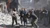 """Mii de persoane au răpite, fiind folosite drept """"scuturi umane"""" de jihadiştii din ISIS"""