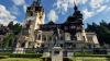 DOLIU! Drapel coborât în bernă la Castelul Peleș din Sinaia
