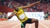 """Usain Bolt a """"concurat"""" la proba de aruncare a suliței la Rio (VIDEO)"""