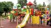 """Proiectul """"Parcuri Edelweiss"""": Un teren de joacă de 144 metri pătrați, inaugurat la Călărași"""