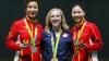 JO 2016: Prima medalie de aur i-a revenit unei sportive din Statele Unite