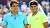 Federer şi Nadal vor evolua într-o echipă la noul turneu de tenis, Laver Cup