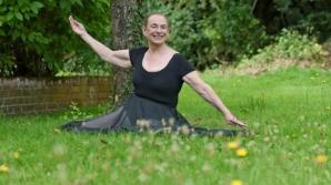 Orice vis poate deveni realitate! O femeie de 71 de ani a devenit balerină (VIDEO)
