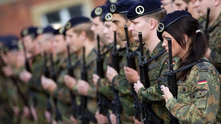 INVESTIGAŢIE. Germania anchetează 64 de presupuşi jihadişti din rândul armatei