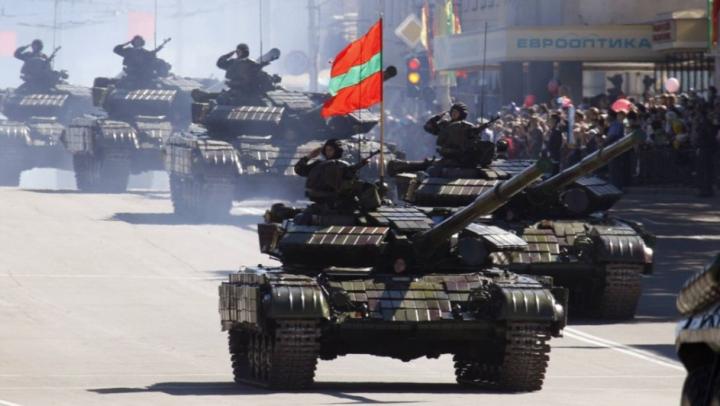 Cât de periculos este contingentul rusesc din stânga Nistrului. ANUNŢUL unui oficial ucrainean