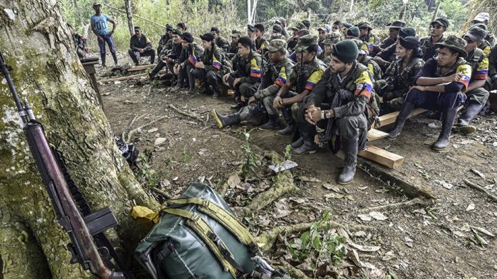 PACE în Columbia după 52 de ani de RĂZBOI