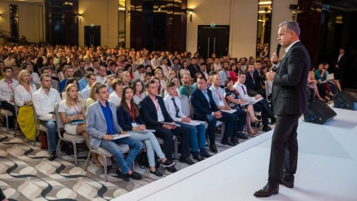 O nouă generaţie de antreprenori se pregăteşte. Primul curs susţinut de Andy Szekely