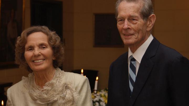 Regele Mihai nu va participa la funeraliile Reginei Ana