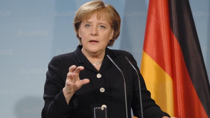 Angela Merkel vrea încheierea unor acorduri între UE şi statele nord-africane pentru limitarea imigraţiei
