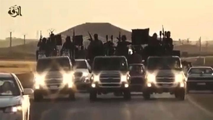 Statul Islamic pierde Raqqa, fosta capitală a grupării jihadiste în Siria