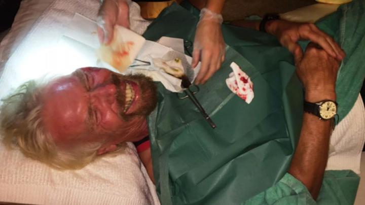 """Celebrul miliardar Richard Branson, la un pas de moarte! """"Viața mi-a trecut prin fața ochilor"""""""