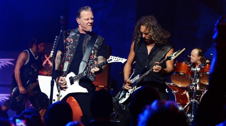 Grupul Metallica va lansa în noiembrie primul său album în opt ani
