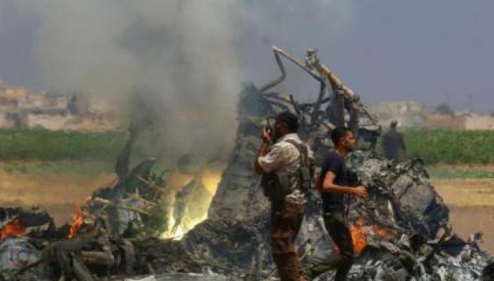 Un gaz toxic, aruncat peste un oraș din Sira: Mai mulţi locuitori au fost afectaţi