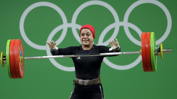 RIO 2016. Cine este prima femeie din Egipt, medaliată la Jocurile Olimpice