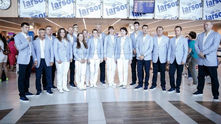 Evoluţia sportivilor moldoveni la Jocurile Olimpice de la Rio de Janeiro