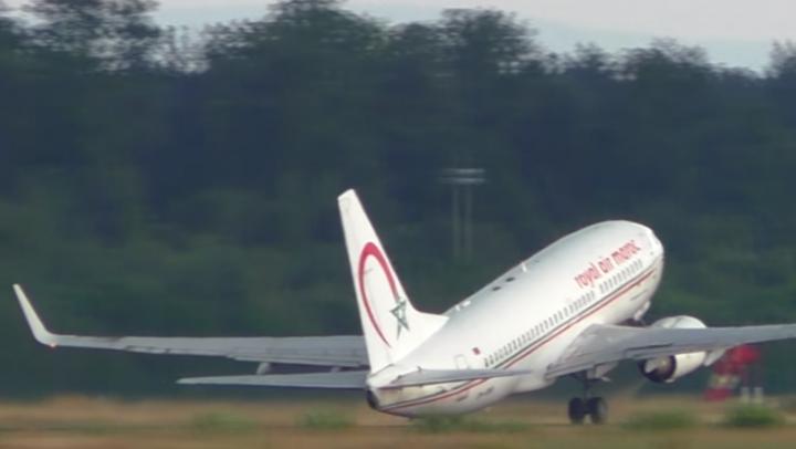 PANICĂ la bordul unui avion Royal Air Maroc: Aeronava a fost la un pas de a rata decolarea de pe aeroport