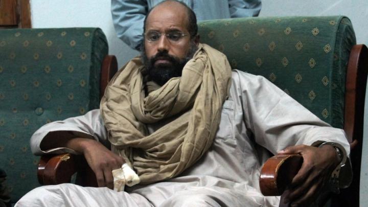 Fiul lui Muammar Gaddafi ar fi fost eliberat din arestul la domiciliu și ar urma să plece în Rusia