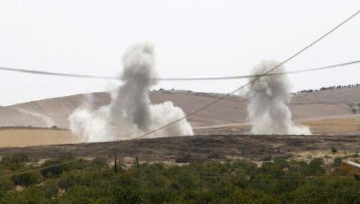 Armata turcă a distrus un post de comandă al unor grupări teroriste în Siria