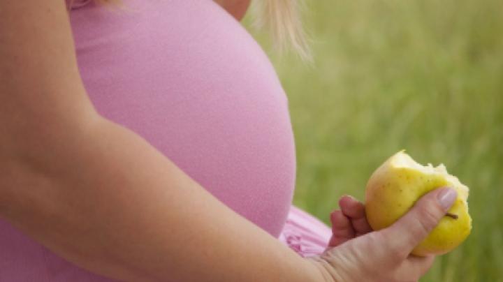 Regimul alimentar din timpul sarcinii poate determina hiperactivitate la copii