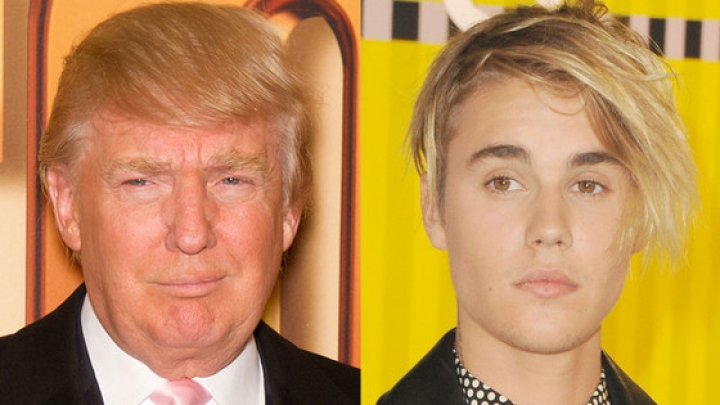 Justin Bieber a refuzat 5 milioane de dolari și nu-l va sprijini pe Donald Trump