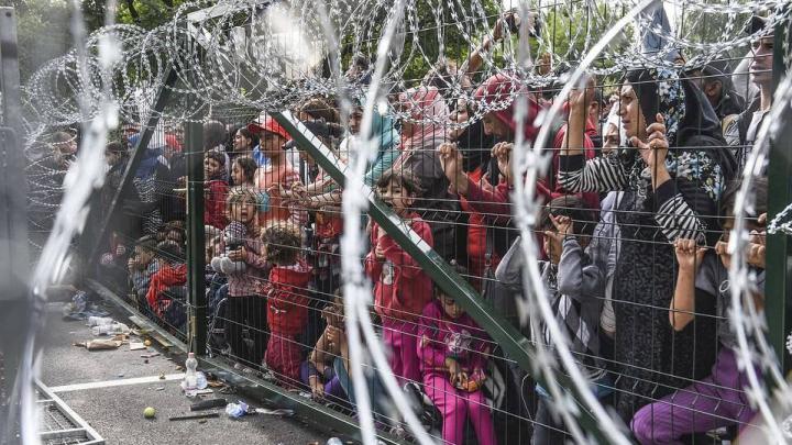 Norvegia ridică GARD DE OŢEL pentru a opri intrarea în ţară a imigranţilor