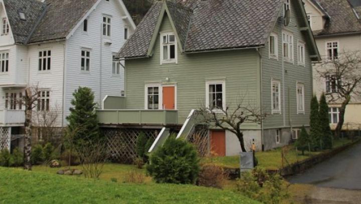 Descoperirea uimitoare făcută de o femeie în faţa casei sale. Imaginea a pus pe jar internauții (FOTO)