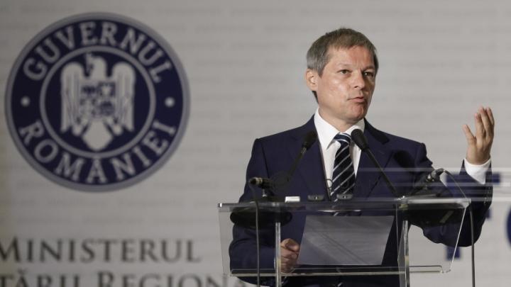 Premierul României, Dacian Cioloş vine într-o vizită oficială la Chişinău
