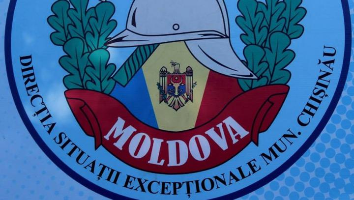 Cum marchează Ziua Independenței salvatorii și pompierii din Republica Moldova (VIDEO)