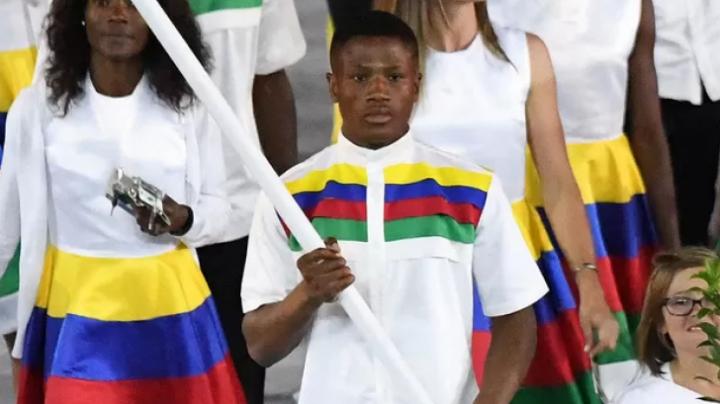 Portdrapelul Namibiei la JO de la Rio, arestat pentru tentativă de viol
