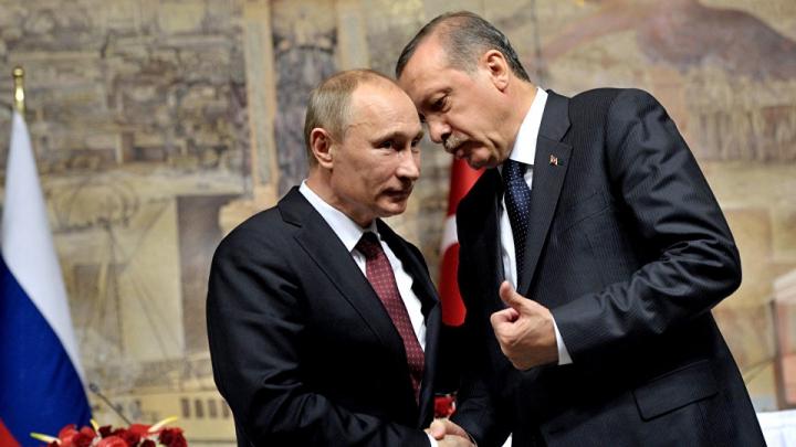 Putin şi Erdogan, dialog la telefon. Ce au convenit liderii celor două ţări în privinţa Siriei